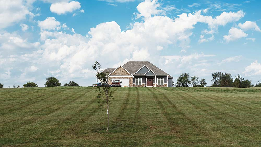 Fully customizable home models in Zwayer Woods, Lithopolis, OH