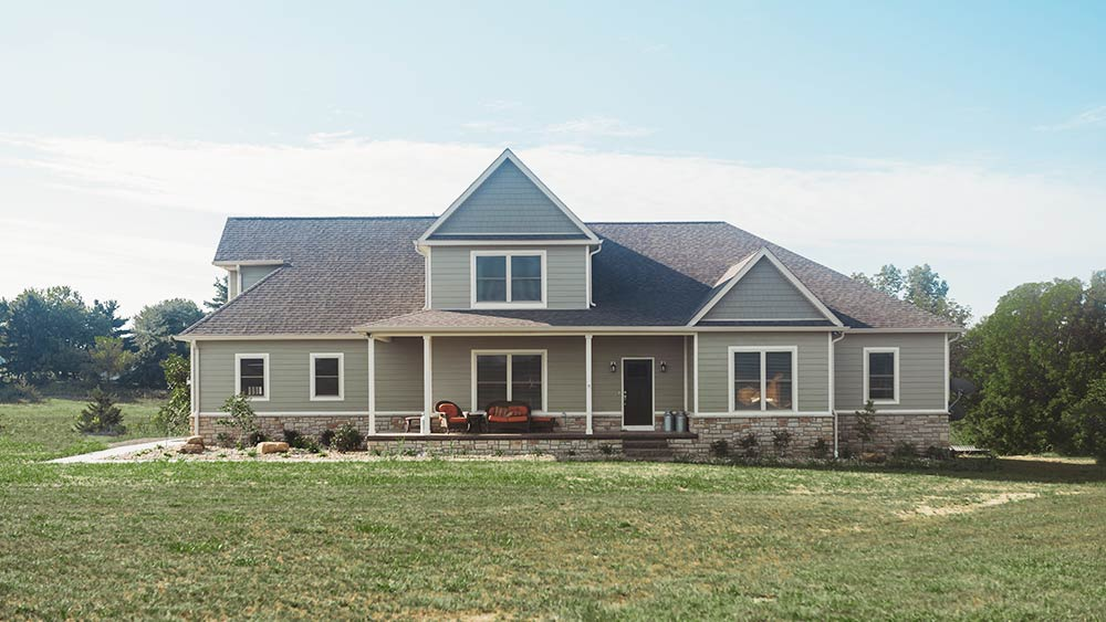 2-story home available for customization in Bloom Carroll schools district